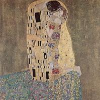 Поцелуй (Г. Климт, 1907—1908 г.)