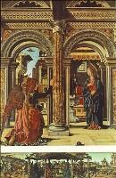 Пьетро де Кордова 1470. Франческо дель Косса