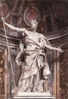 Святой Лонгин Джованни Лоренцо Бернини (1598-1680) Рим.